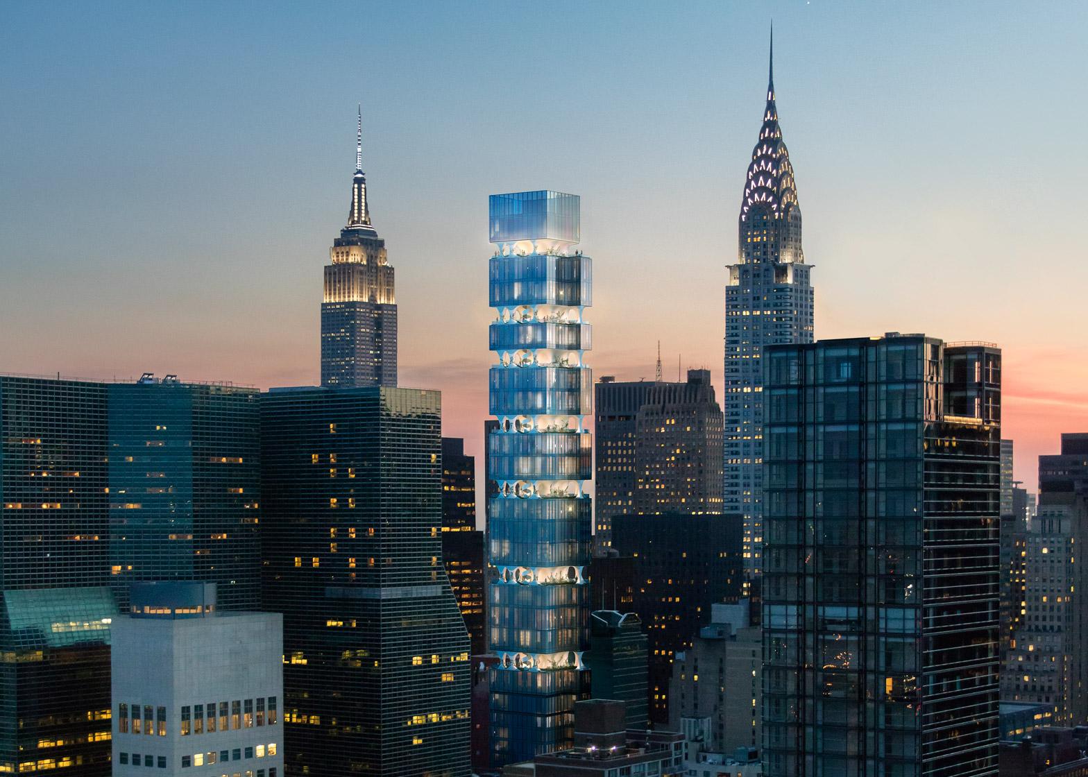 East 44th Street by ODA