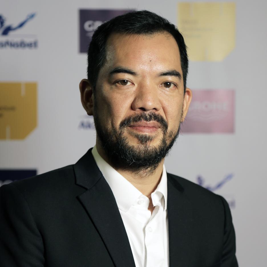 Buro Ole Scheeren partner Eric Chang