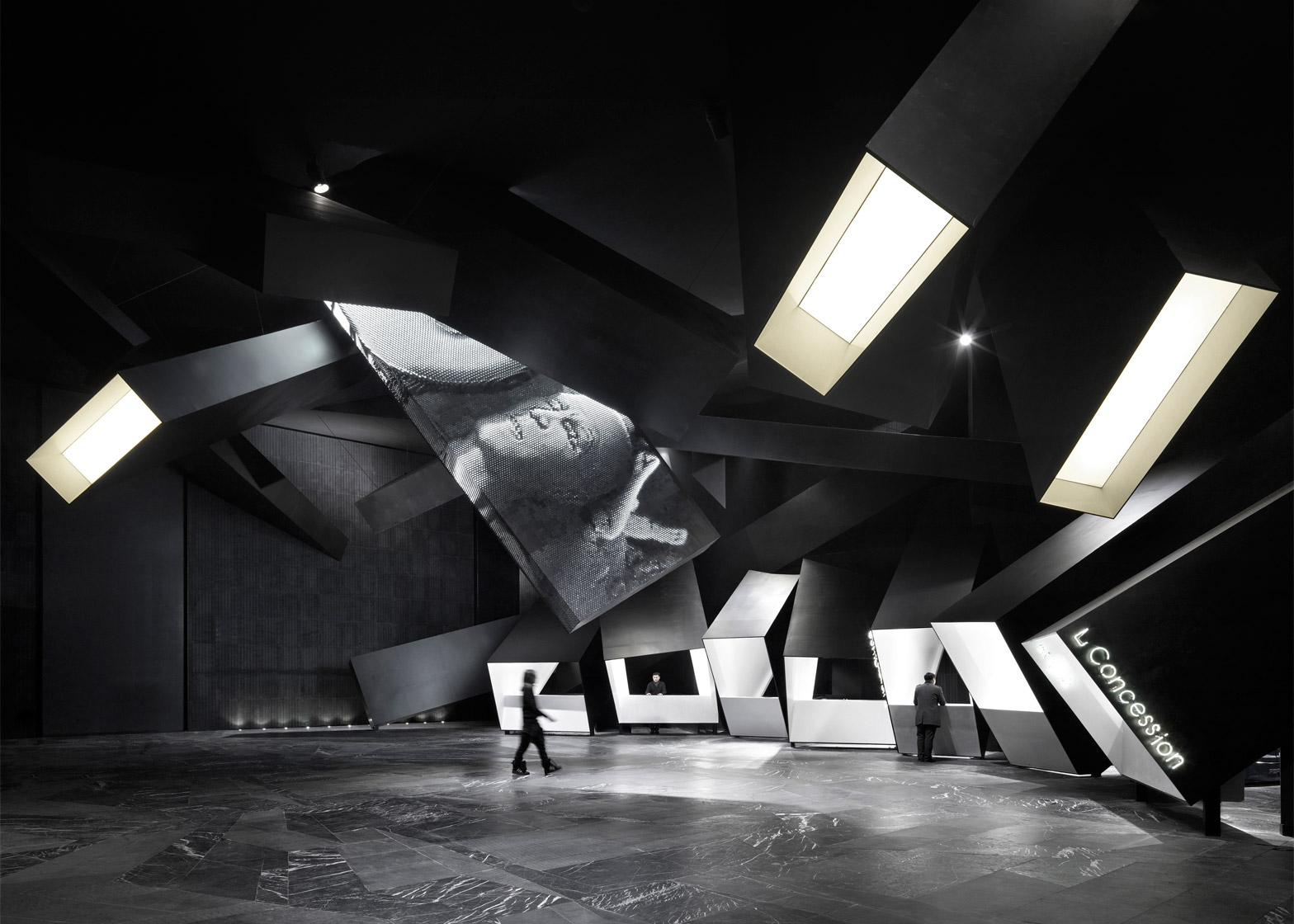 Exploded, Wuhan, China, by One Plus Partnership