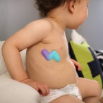 New Deal Design's Fever Scout child thermometer allows parents to monitor temperature remotely