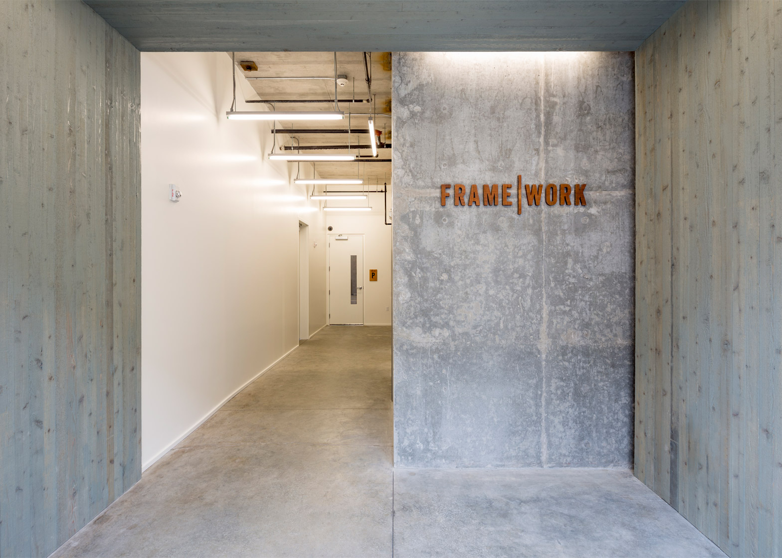Framework by WorksArchitecture