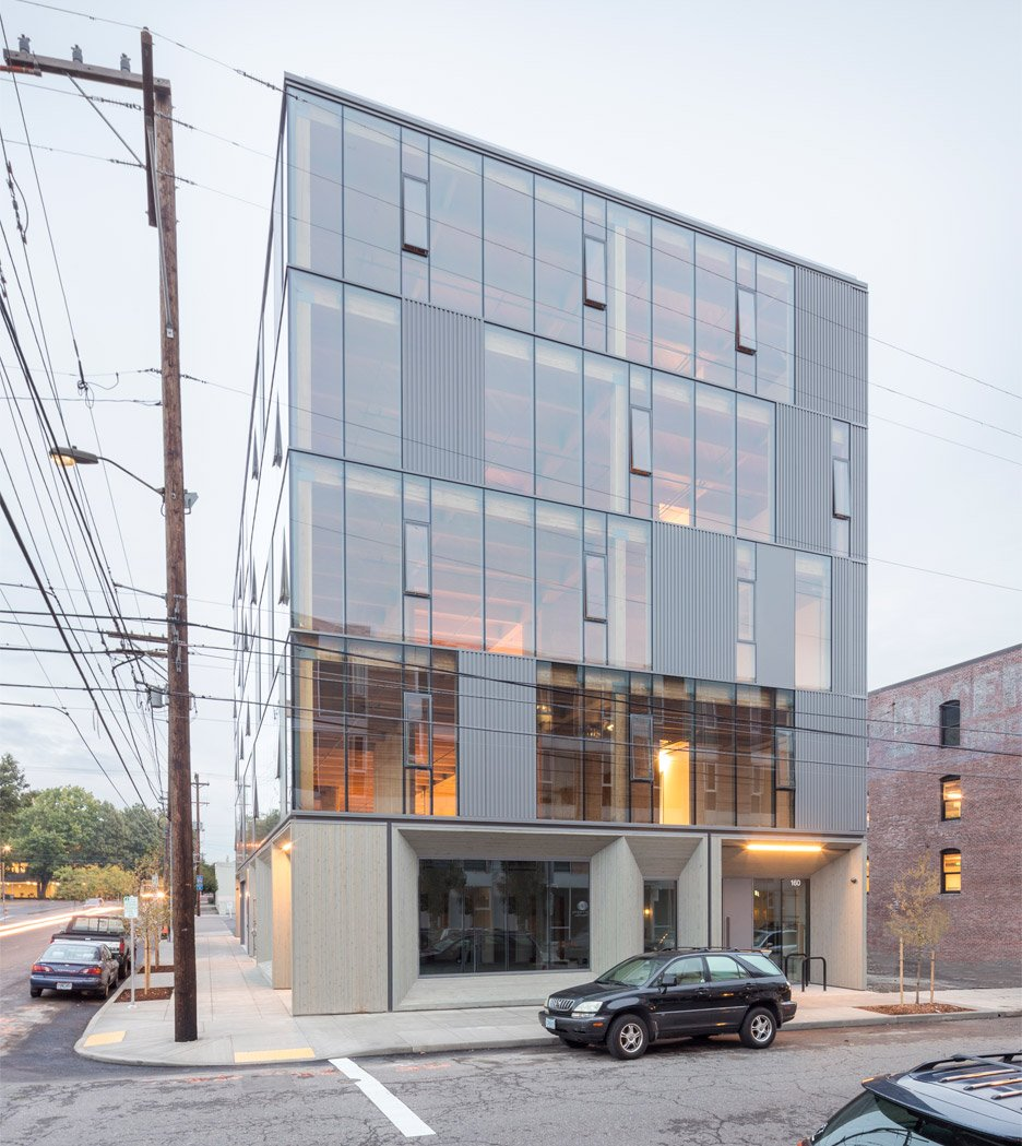 office building facades. framework by worksarchitecture office building facades l