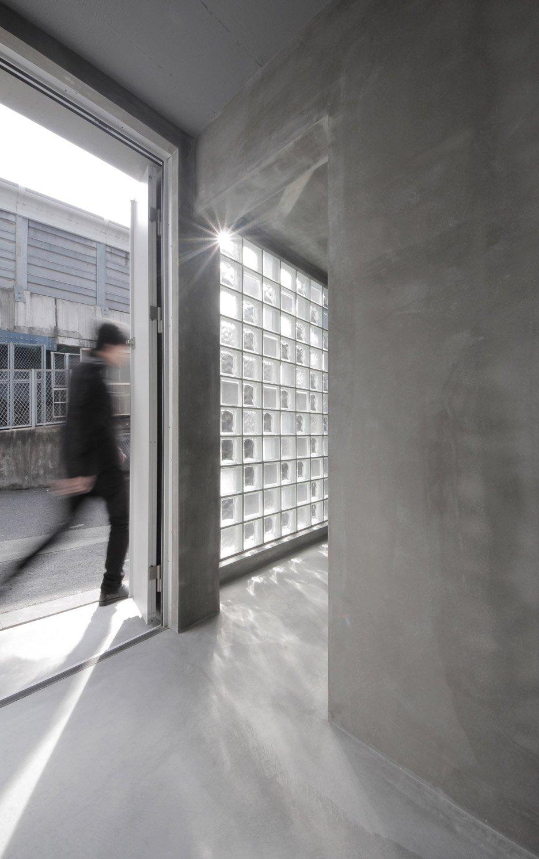 Diamant Glass Art Gallery by Jun Murata