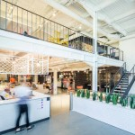 Jump Studios completes Google co-working space in former Madrid battery factory