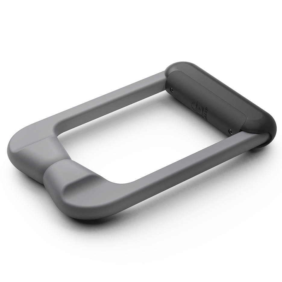Grasp bike lock by Samson Berhane and Sarb Singh