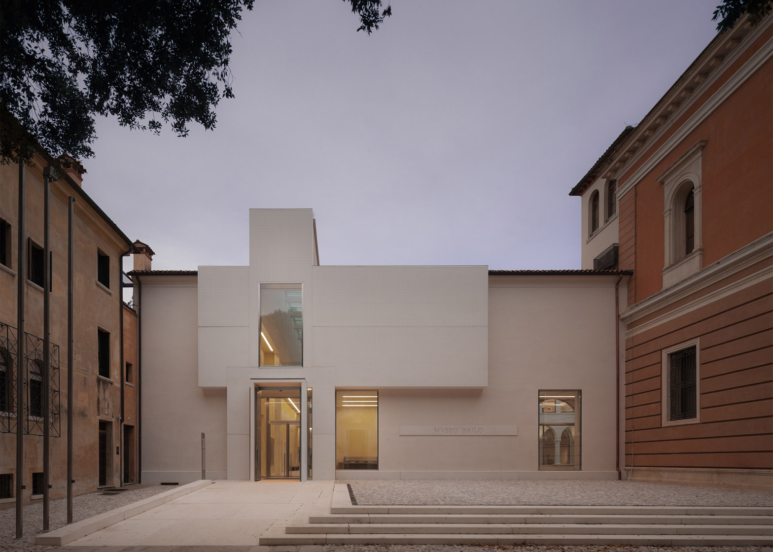 22 Of Museo Bailo In Treviso By Heinz Tesar And Studio Mas