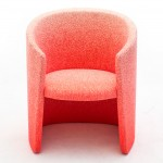 Marc Thorpe's latest chair for Moroso is based on the shapes of corn husks