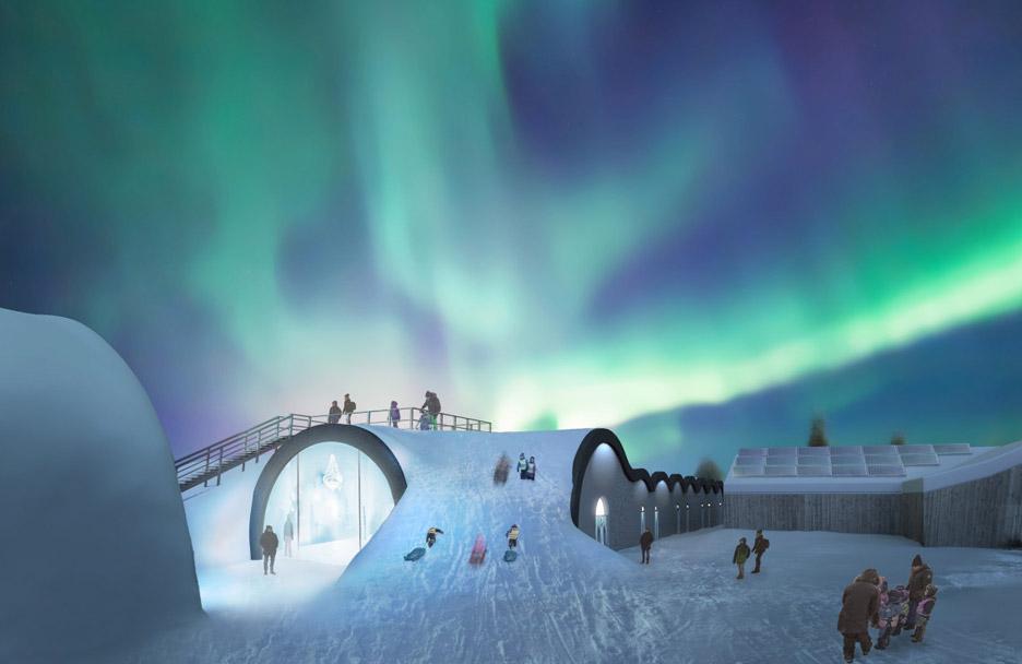 Icehotel in Jukkasjärvi Sweden