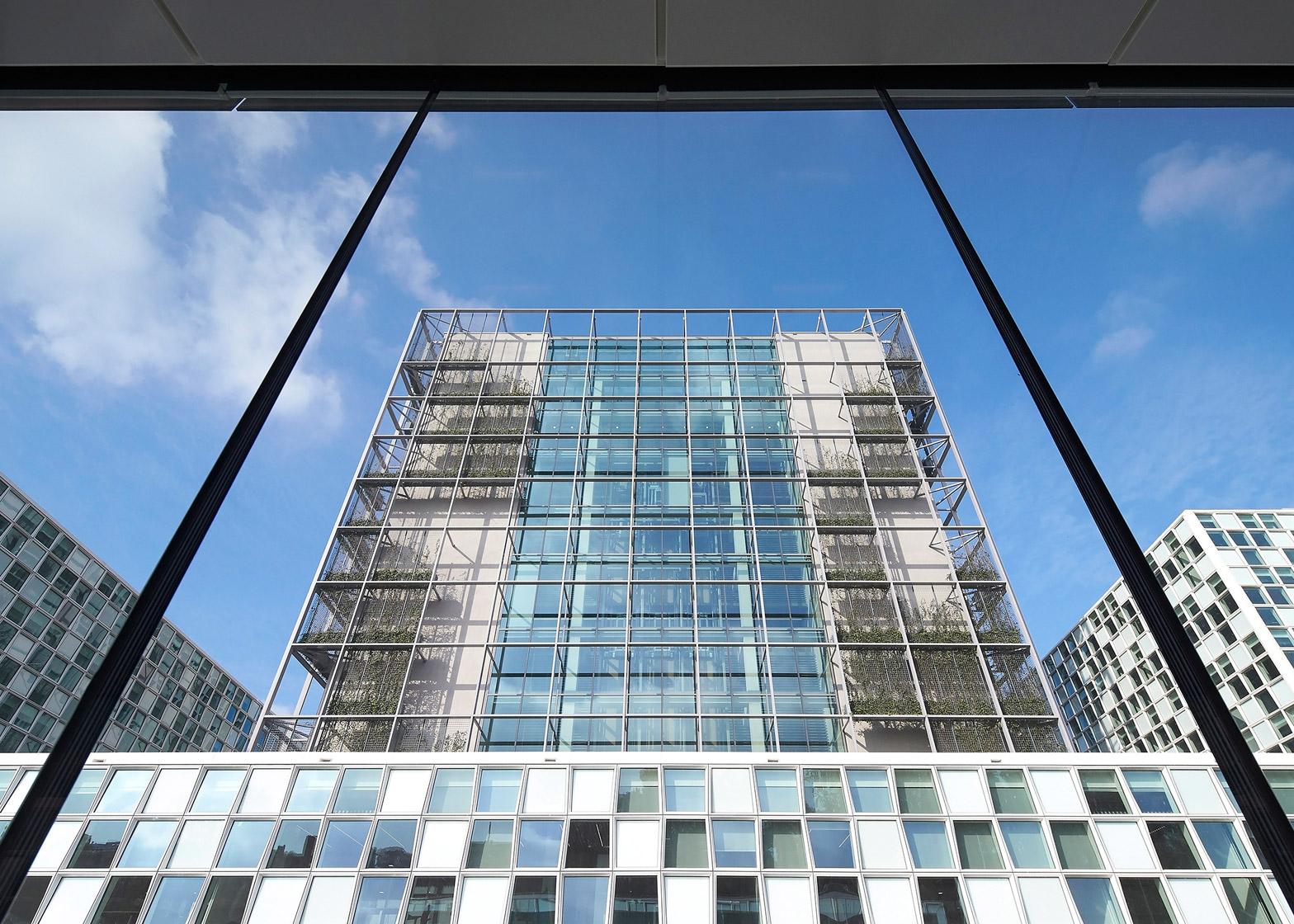 Schmidt Hammer Lassen completes ICC HQ in the Hague