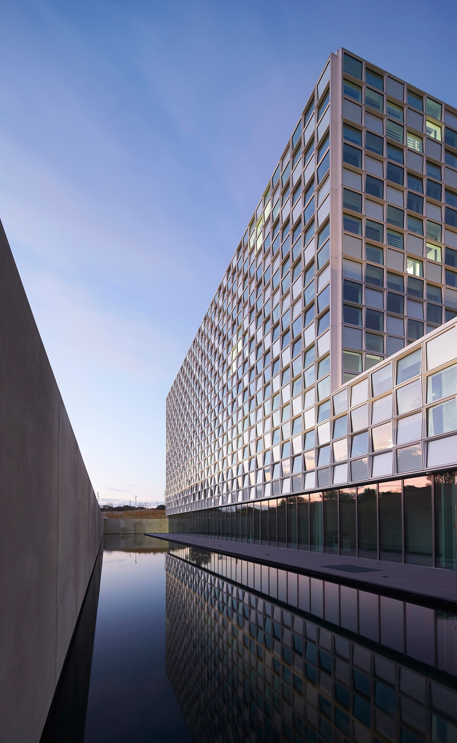 International Criminal Court in the Hague by Schmidt Hammer Lassen Architects