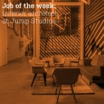 Job of the week: interior architect at Jump Studios