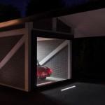 "B29 creates ""James Bond super garage"" in Switzerland for a royal client"