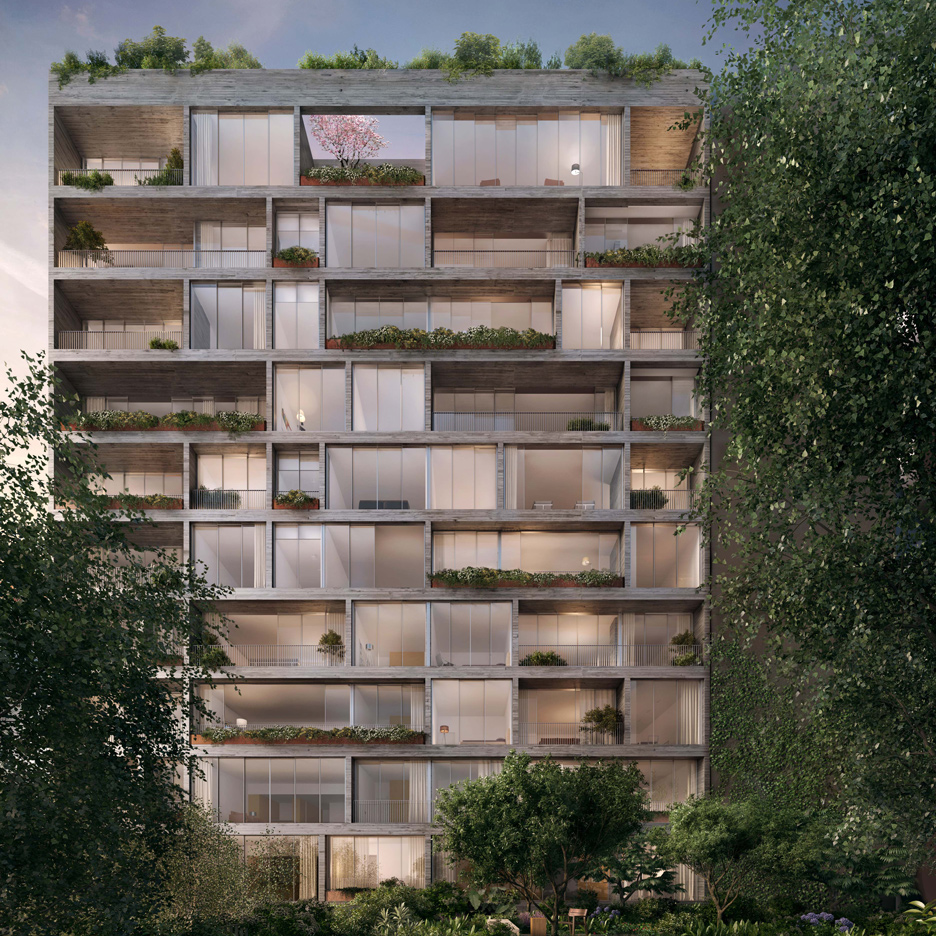 Isay Weinfeld's first New York project is a luxury housing development