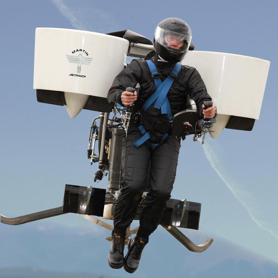 Jetpack by Martin Aircraft Company