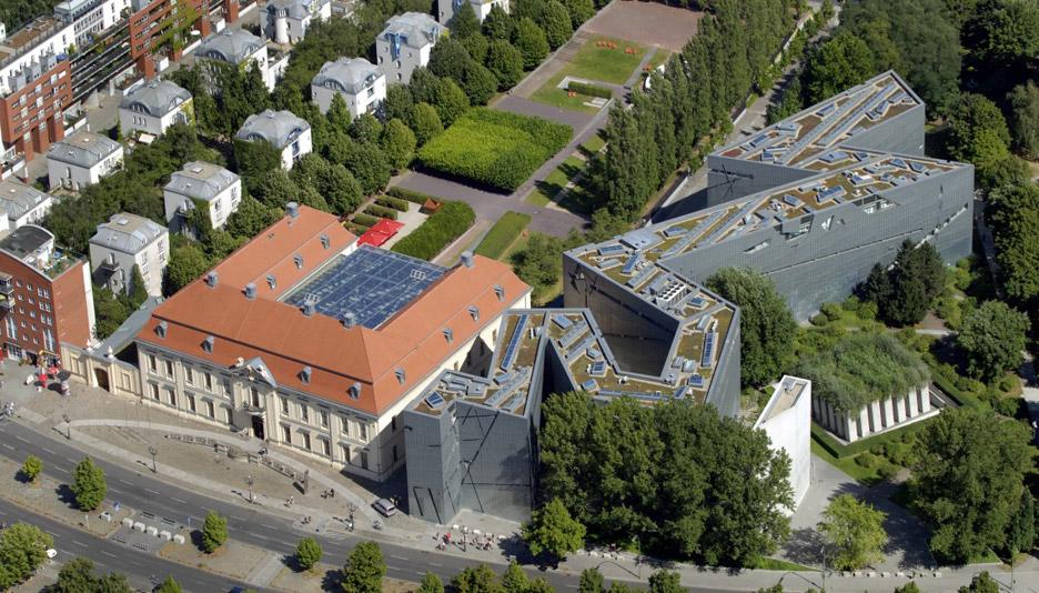 Jewish Museum Berlin, by Daniel Libeskind