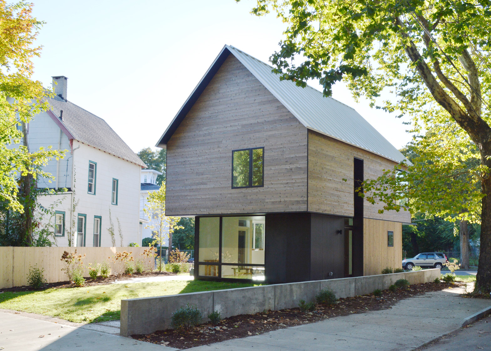 Jim Vlock Building Project by Yale School of Architecture