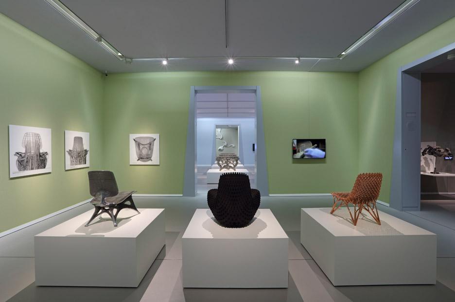 Joris Laarman exhibition at Groninger