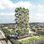 "Stefano Boeri unveils plans for ""vertical forest"" tower in Switzerland"