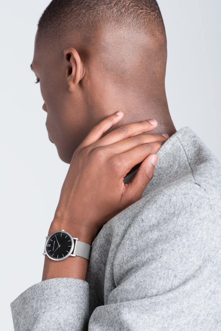 Larsson and Jennings launches on Dezeen Watch Store