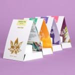 Snoop Dogg launches edible marijuana range with branding by Pentagram