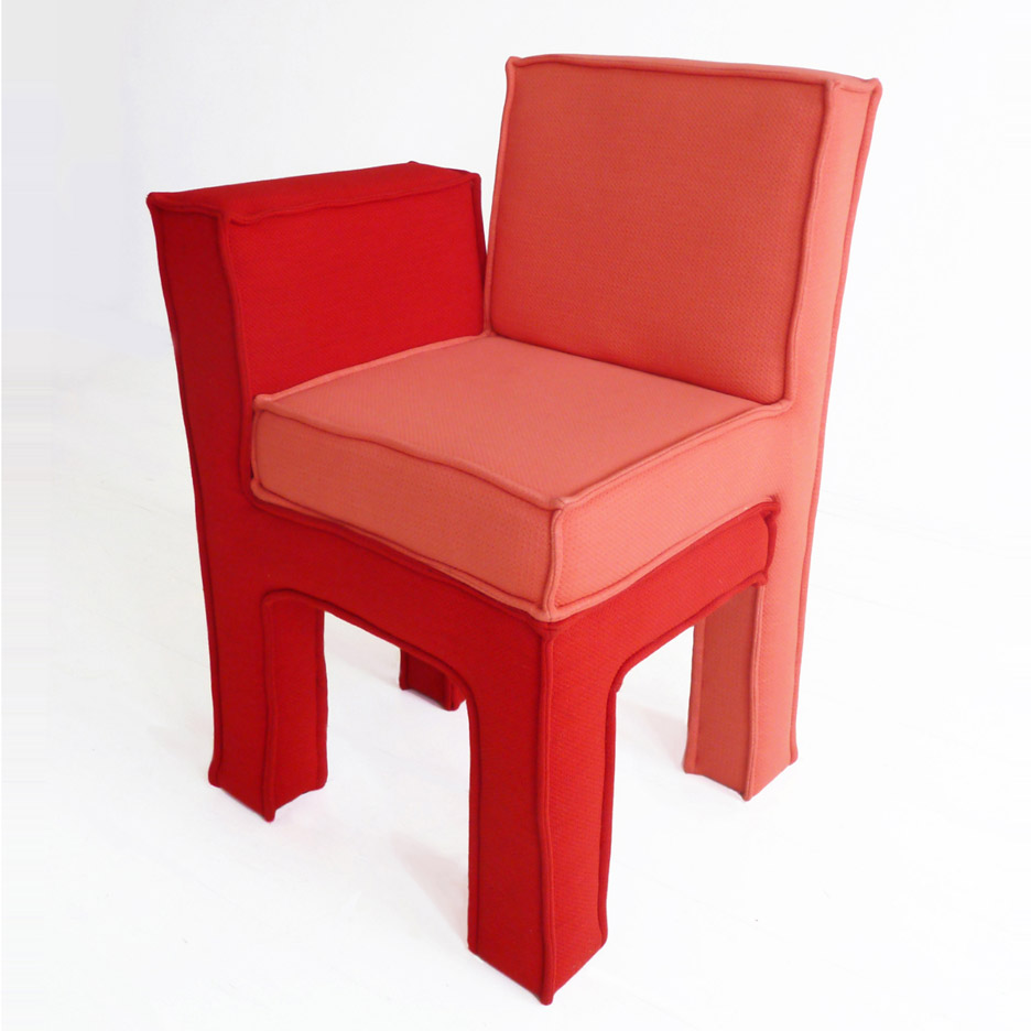 Love Seats By Annebet Philips Are Paired To Support Each