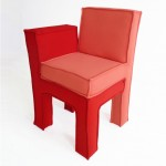 Love Seats by Annebet Philips are paired to support each other