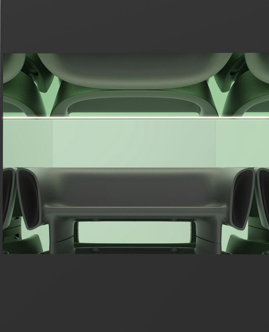 Bum Bum sofa by Eugeni Quitllet