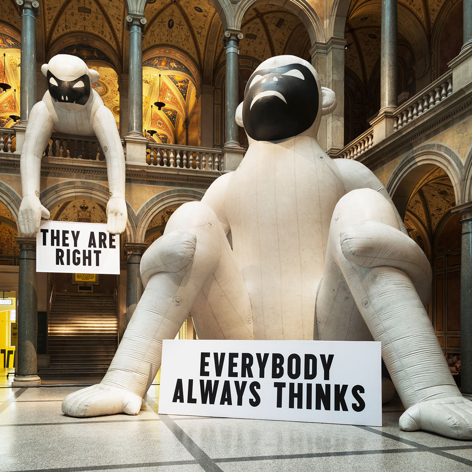 Stefan Sagmeister's The Happy Show at MAK in Vienna