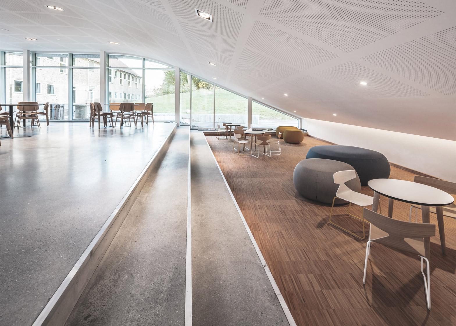 Mariehoj Culture centre by Sophus Sobye Arkitekter