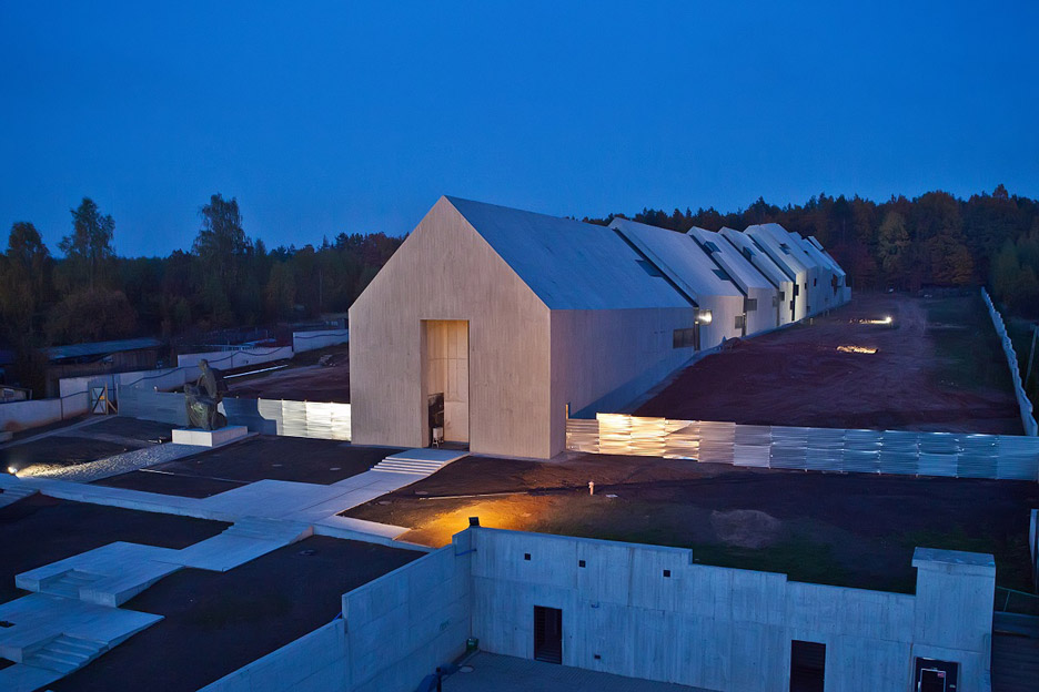 Mausoleum of the Martyrdom by Nizio Design International