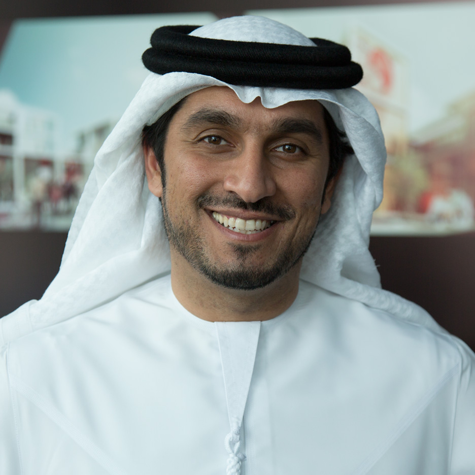 Mohammad Saeed Al Shehhi, chief operating officer of Dubai Design District