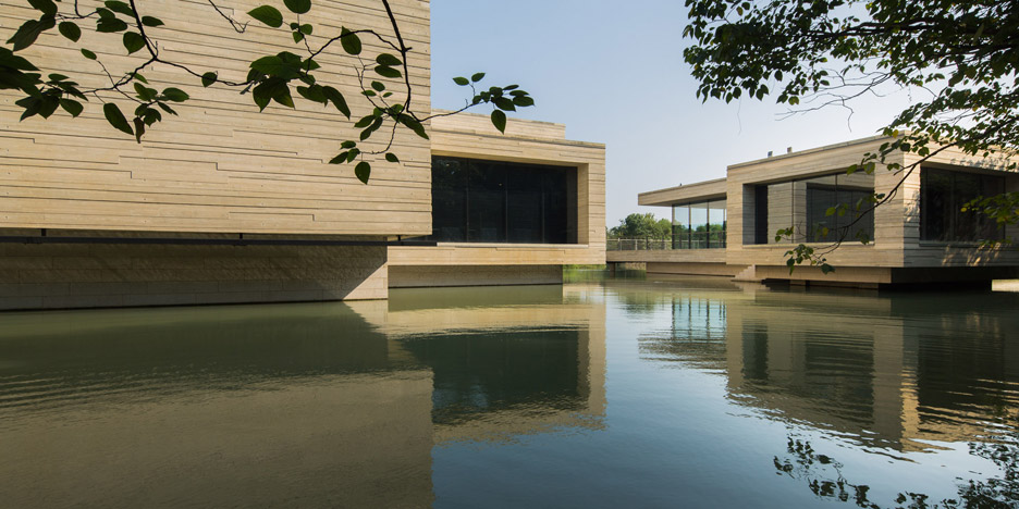 Mu Xin Art Museum by OLI Architecture