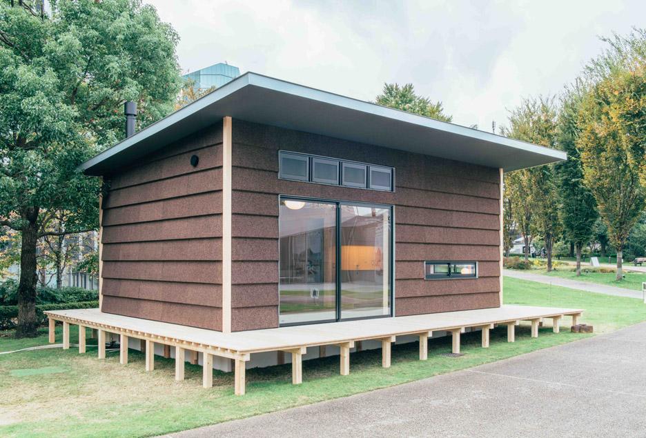 Muji Huts by Jasper Morrison