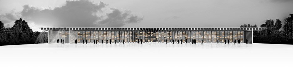 Museum Narbonne by Foster and Partners