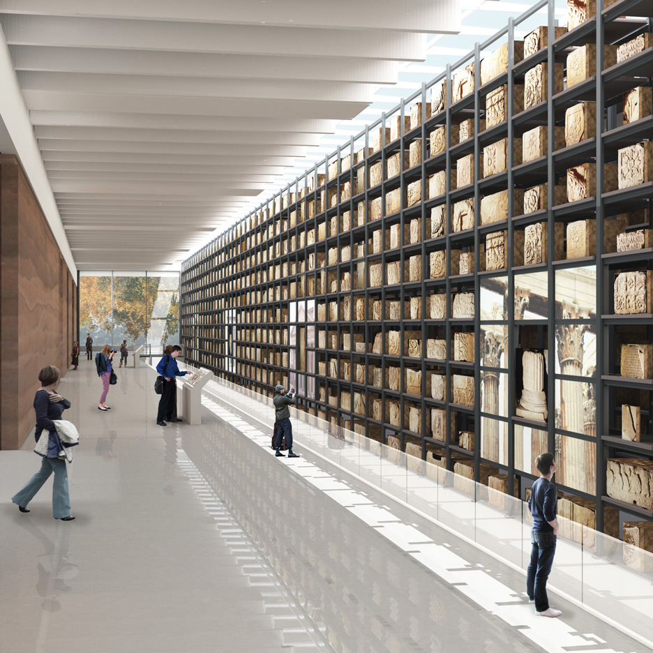 Foster + Partners' Roman history museum begins construction in south of France