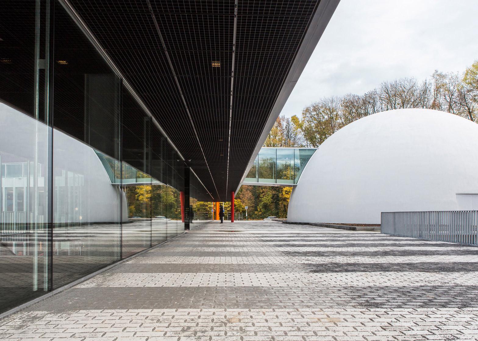 Museum Square Limburg by Shift AU
