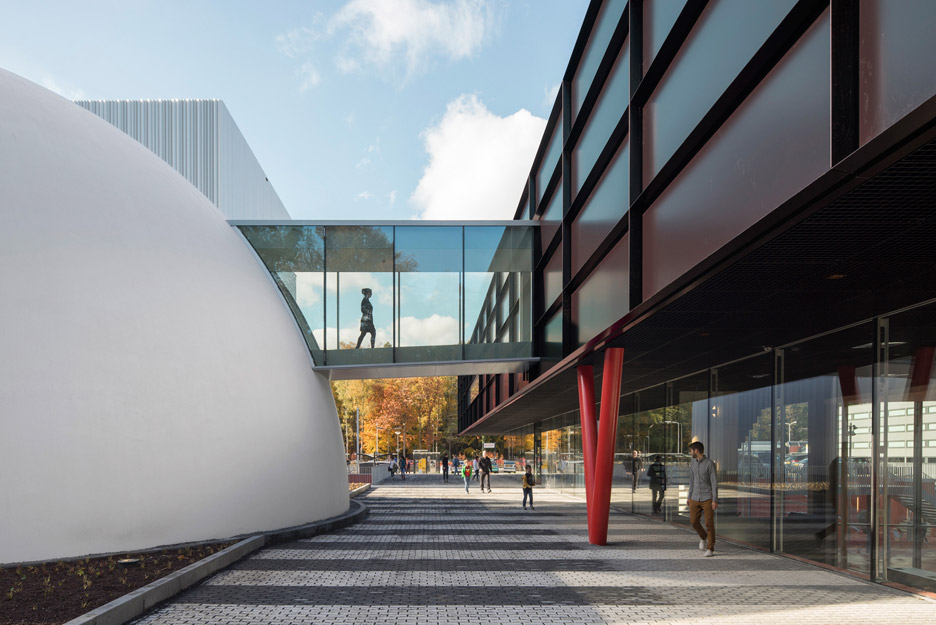 Museum Square Limburg by Shift AU