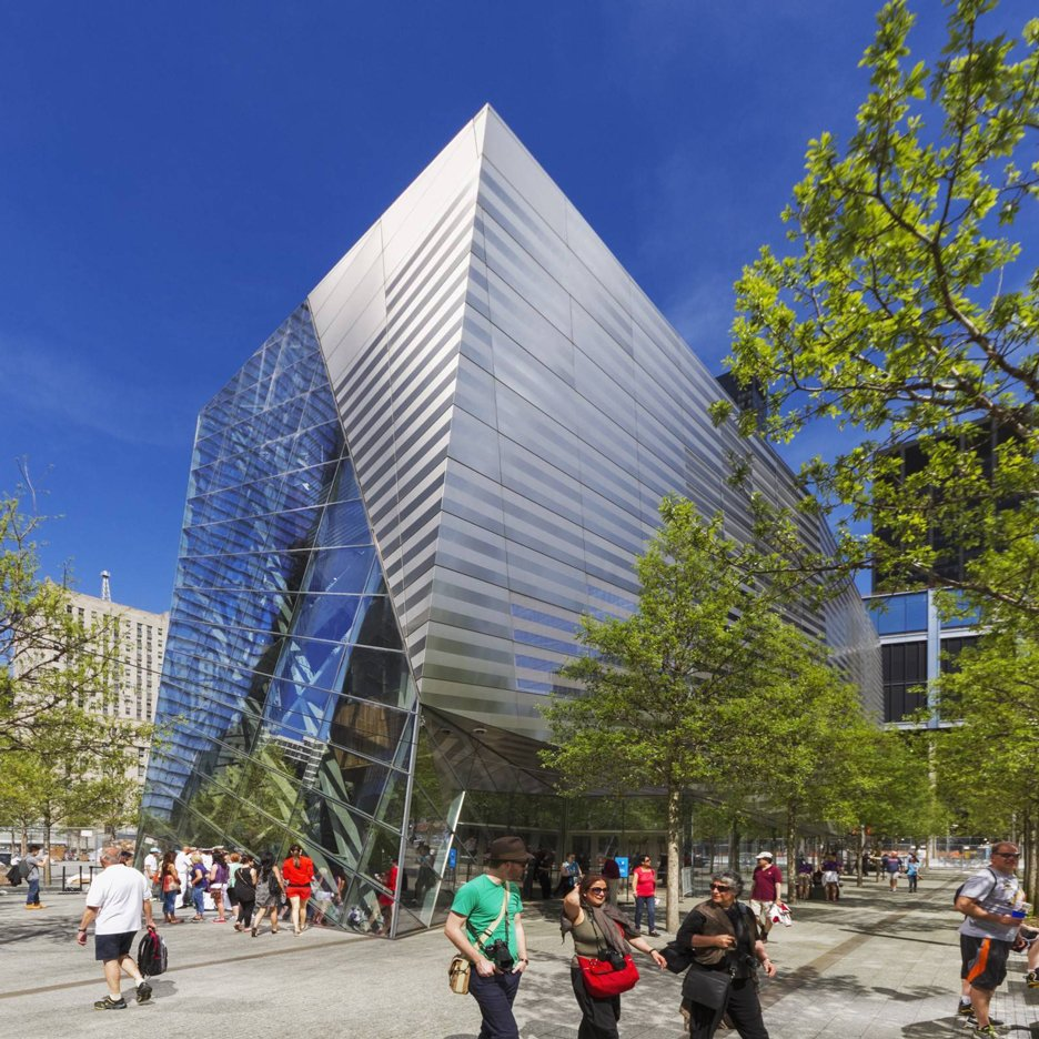 Performing Arts Center of the World Trade Center finalists revealed