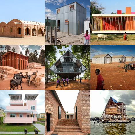 New Dezeen Pinterest board: humanitarian architecture