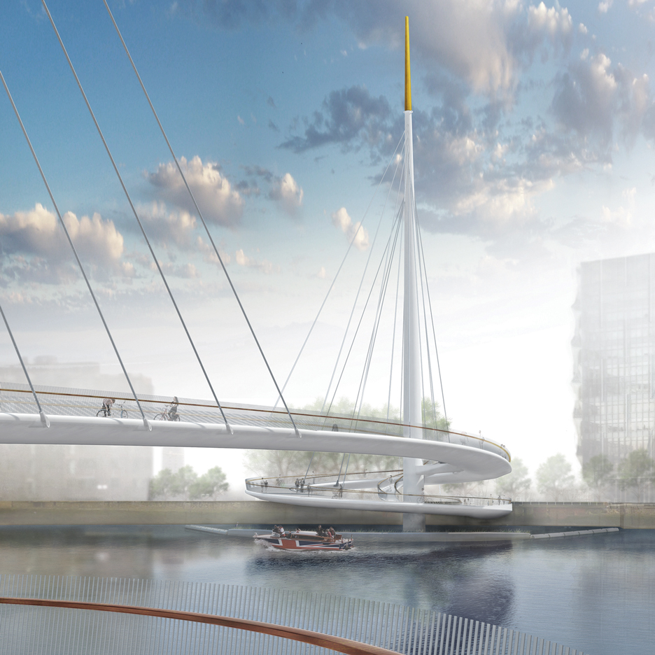This week, London and Copenhagen unveiled ambitious plans for pedestrian and cycle bridges