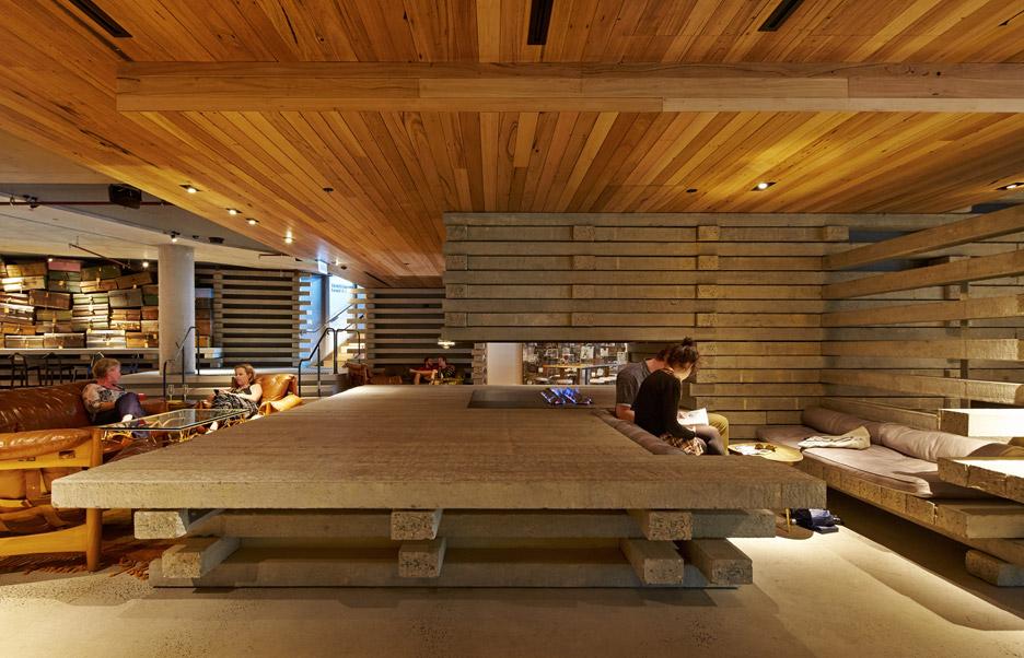 Nishi building by March Studio