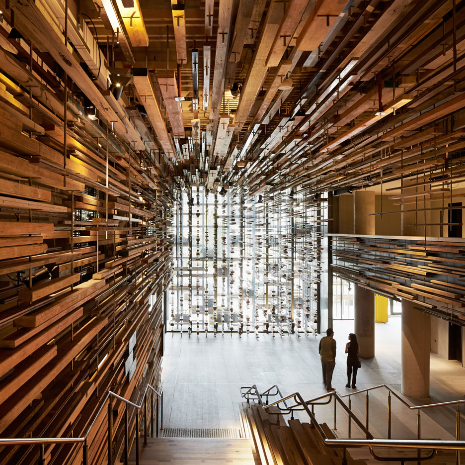 Hotel Hotel lobby and bar by March Studio named World Interior of the Year 2015