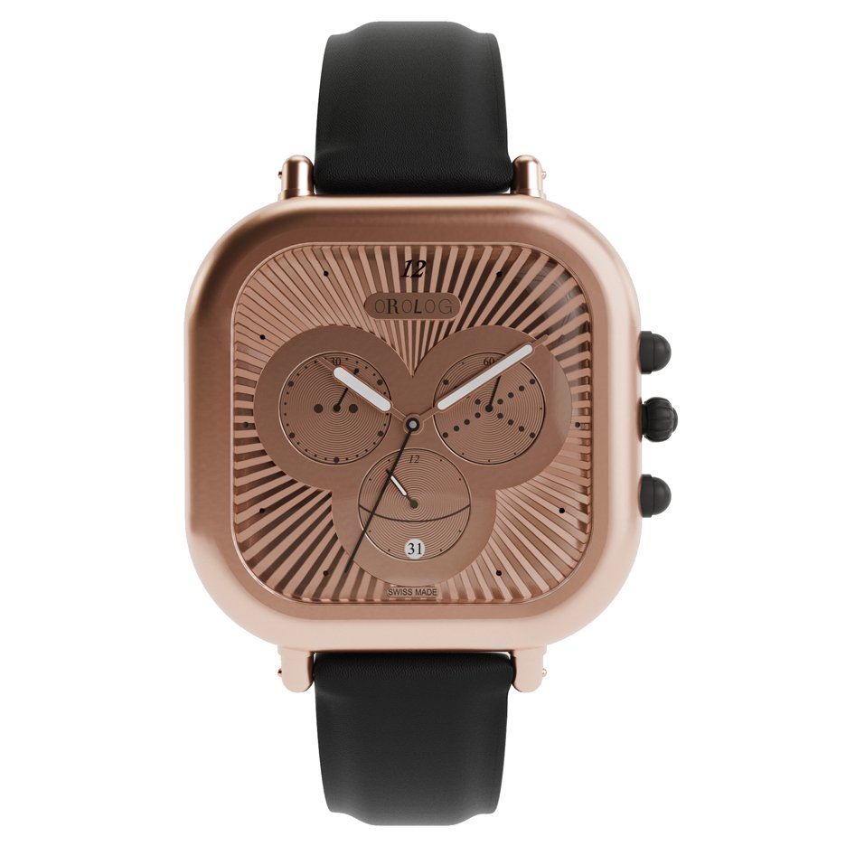 Jaime Hayón designs monkey-faced Miko watch for Orolog