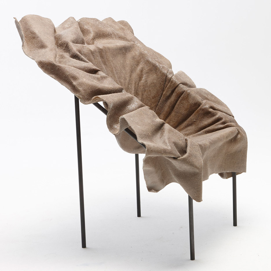 Poetic Furniture chair by Demeter Fogarasi