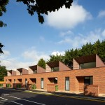 Bell Phillips rolls out a model for public housing on six Greenwich sites