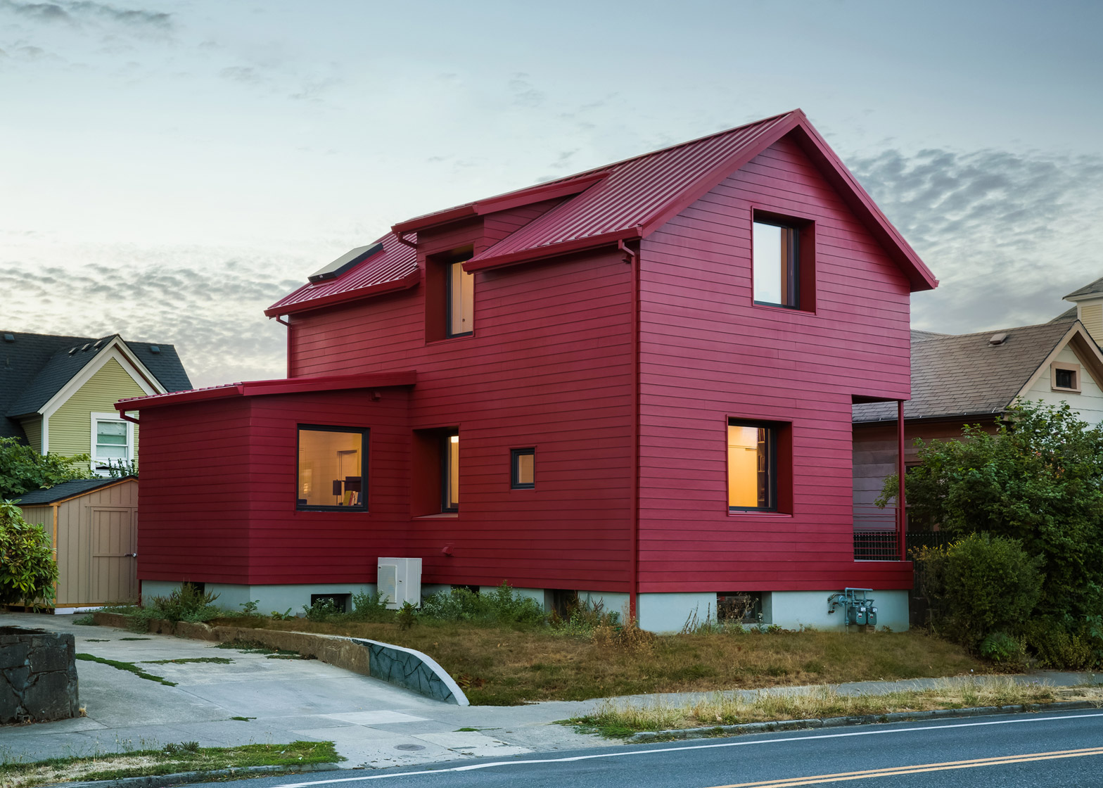Red House by Waechter Architecture