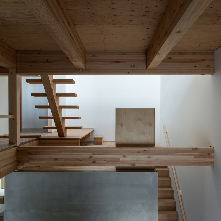 Relation house in Hyogo, Japan by Tsubasa Iwahashi architects