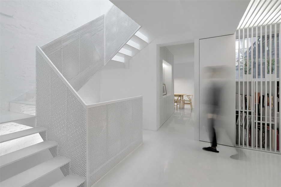 Renovation of Xinsi Hutong House by Arch Studio