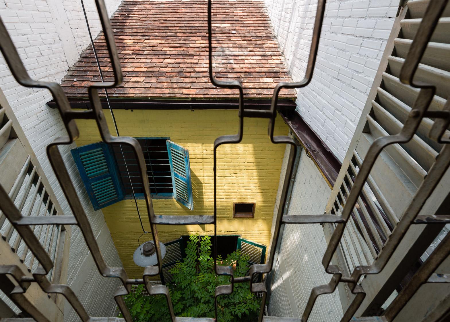 Saigon House, Hochiminh, Vietnam, by a21studio