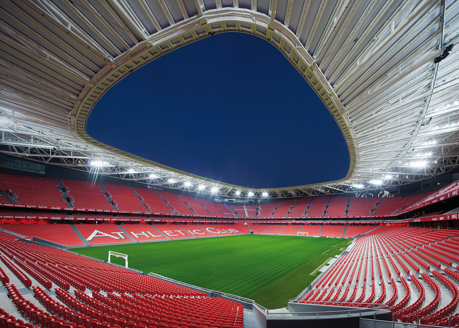 San Mames Stadium, Bilbao, Spain, by ACXT-IDOM